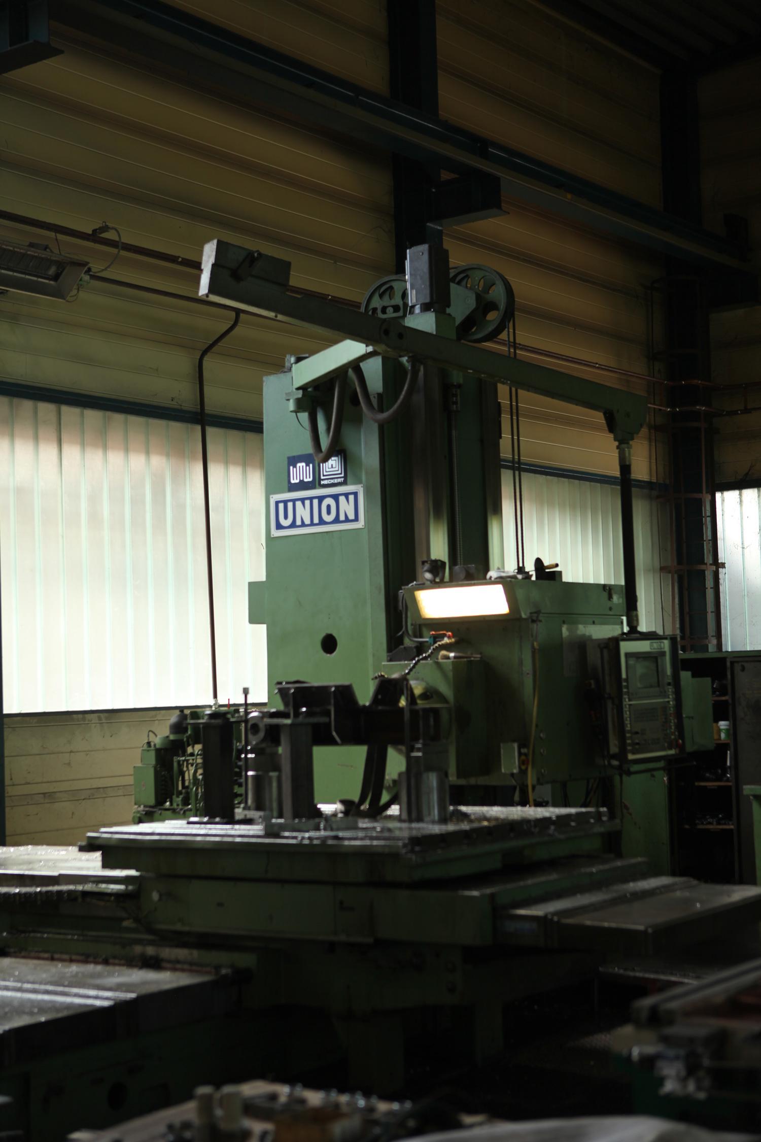 Amper Metal Kft. géppark